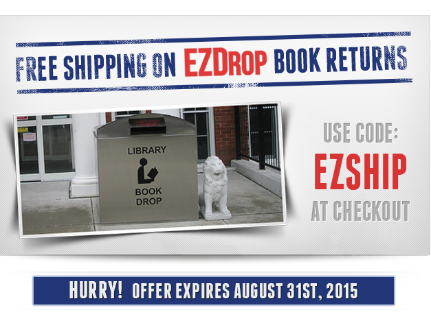 Brodart's EZDrop Library Return