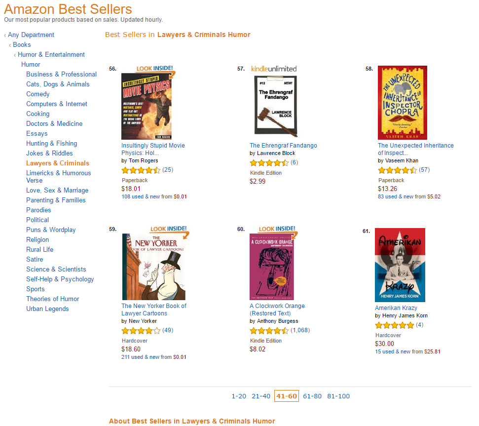 Amerikan Krazy #61 on Amazon
